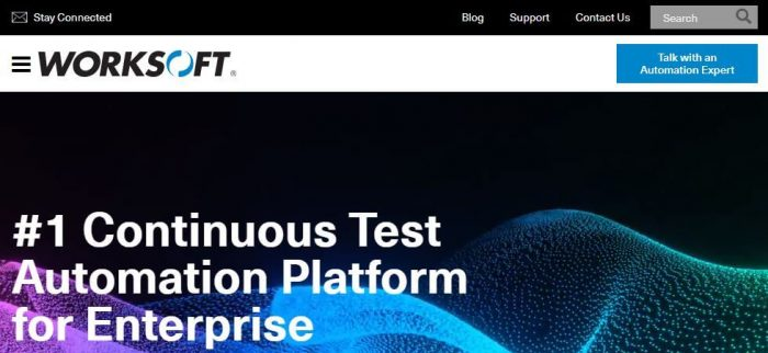 Worksoft - agile testing software tool