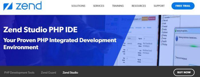 ZendStudio - software development app