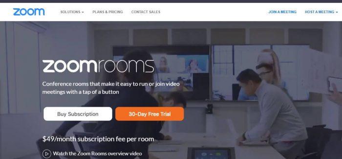 Zoom Room - Zoom vs Webex