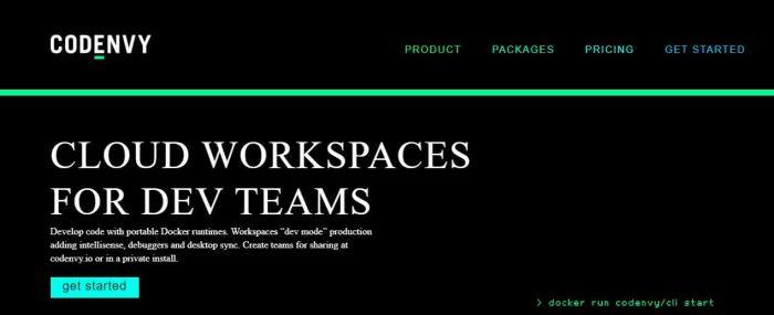 codeny web development software