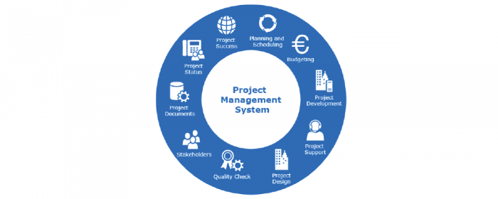 what is a project management system