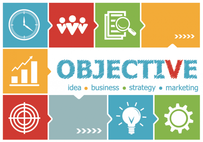 developing product objective