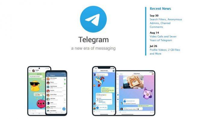 Telegram discord alternatives