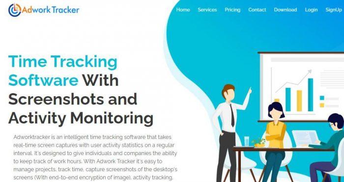 Adwork Tracker