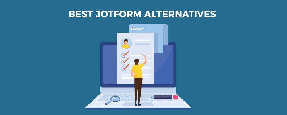 Best-jotform-alternatives
