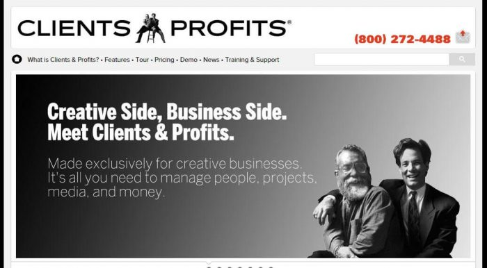 Clients and Profits