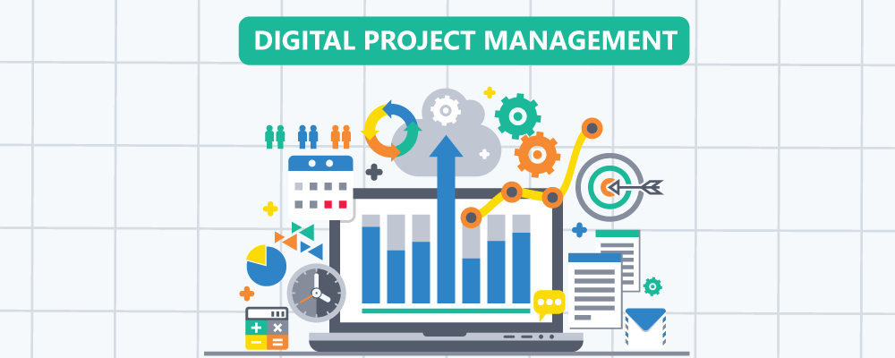 What is digital project management? Check out this blog to learn the complete details on digital project management and tools to use.